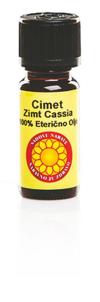 Olje eterično cimet, 10 ml