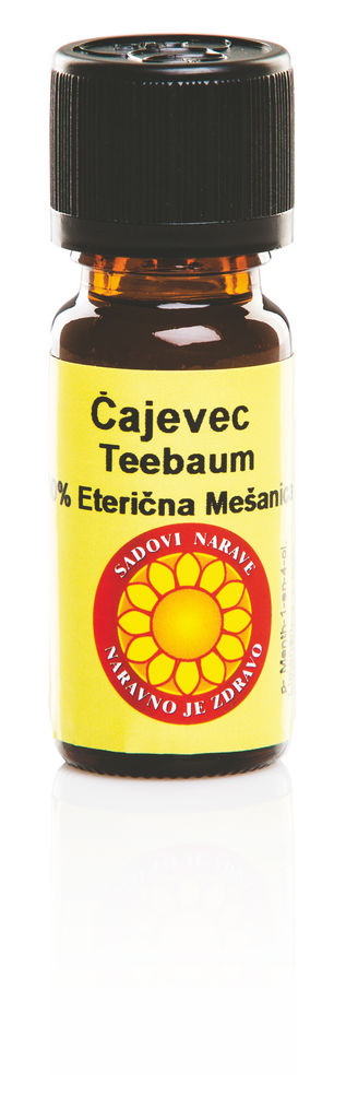 Olje eterično Naturavit, Čajevec, 10 ml