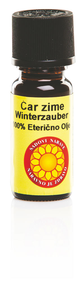 Olje eterično Čar zime