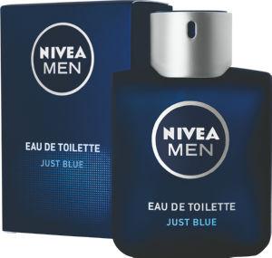 Toaletna voda Nivea Men, Just Blue, 100ml