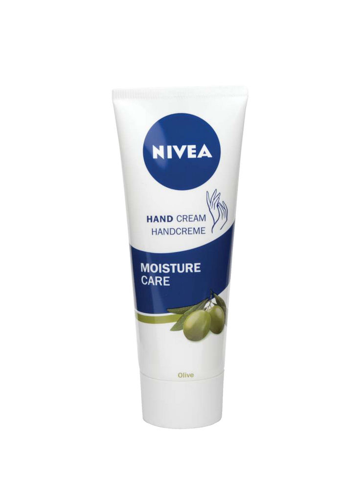 Krema Nivea za roke, Moist.care, oliva, 75ml