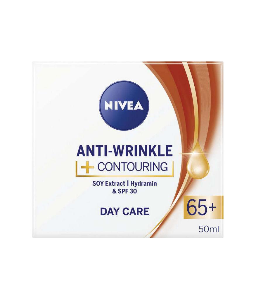 Krema Nivea, Anti-wrinkle, dnevna, 65+, 50ml
