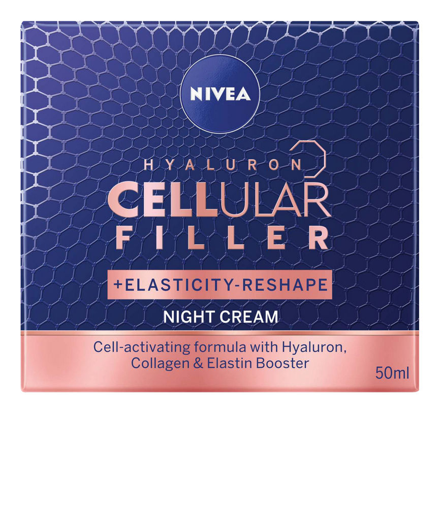 Krema Nivea Celluar filler, nočna, 50ml