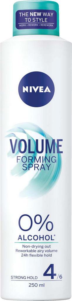 Lak za lase Nivea, Forming volume, 250 ml