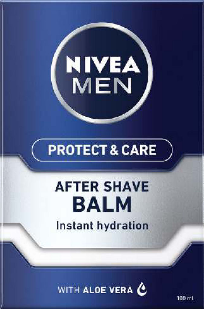 Balzam po britju Nivea for Men, Protect & Care, 100ml