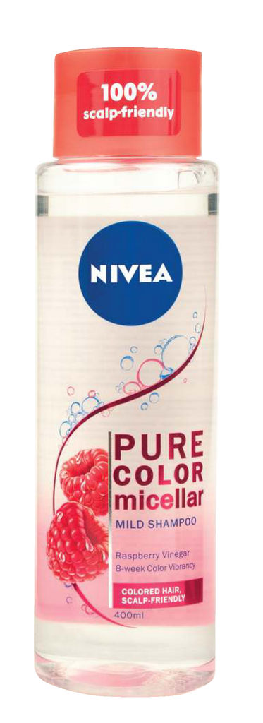Šampon Nivea, micelarni, color, 400ml