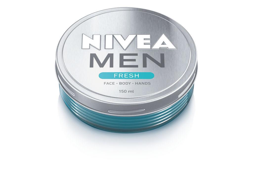 Gel Nivea,  Fresh univerzalni, men, 150 ml