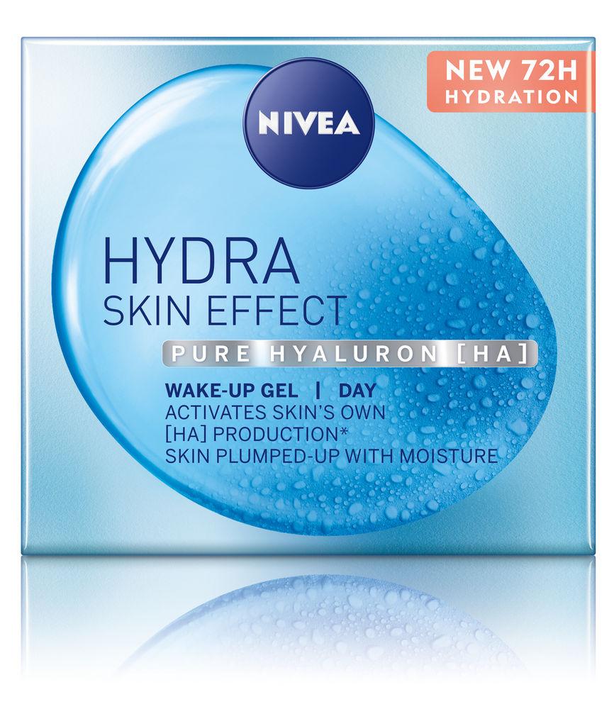 Gel Nivea, Hydra skin effect dnevni, 50 ml