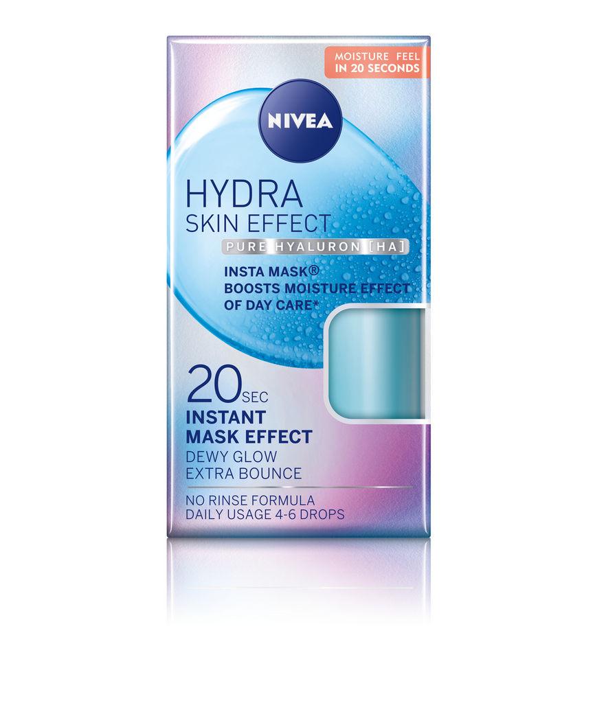 Serum Nivea, Hydra skin effect, vlažilni, 100 ml