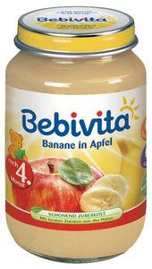 Kašica Bebivita, banana, jabolko, 190g