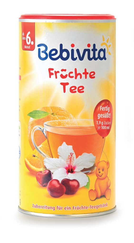 Čaj Bebivita, instant, sadni, 200g