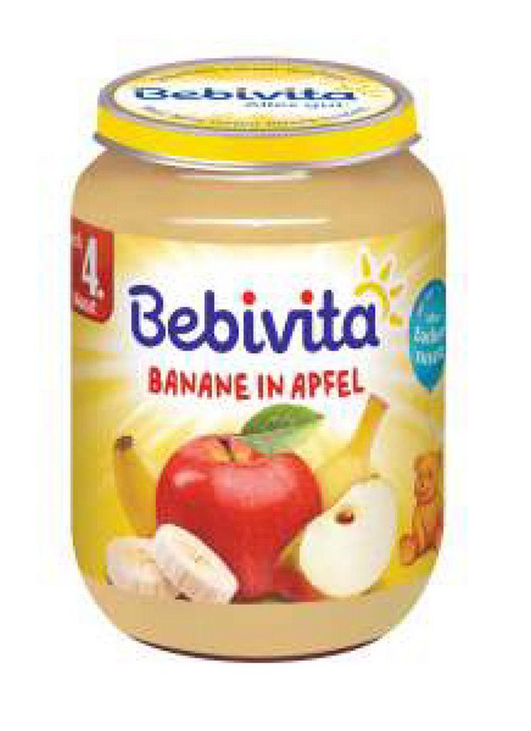 Kašica Bebivita, banana, jabolko, 190 g