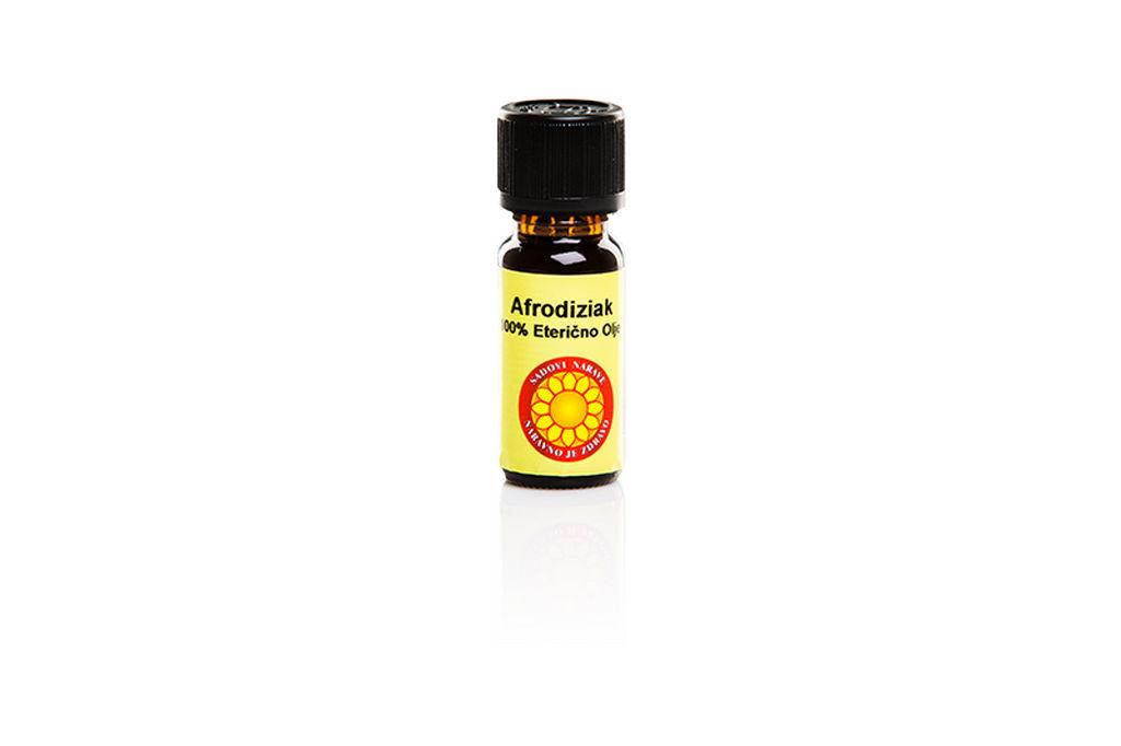 Olje eterično Afrodizijak, 100% naravno, 10 ml