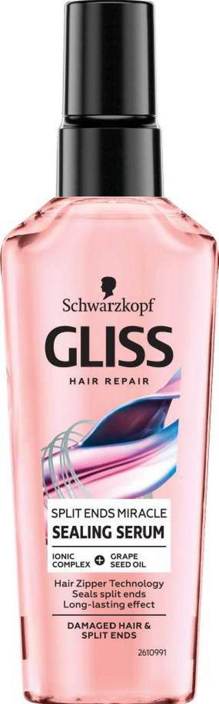 Serum za lase Gliss, Split and Miracle, 75ml