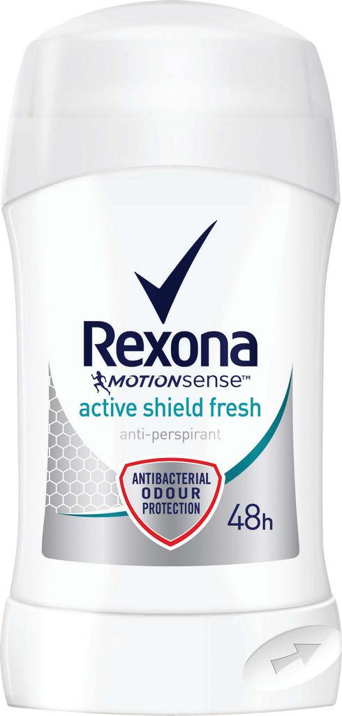 Dezodorant Rexona, m., stick, Ac.shield, 50ml