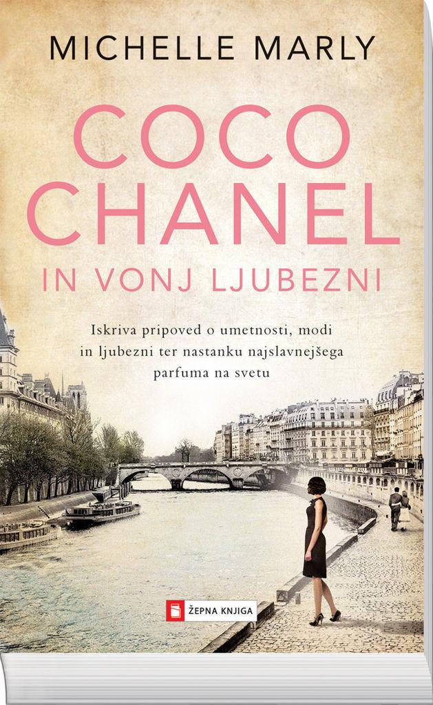 Žepnica Coco Chanel in vonj ljubezni