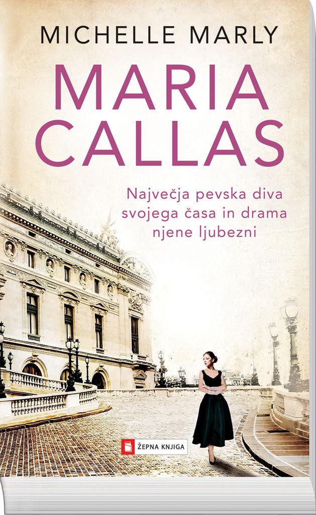 Žepnica Marija Callas, Navečja pevska diva