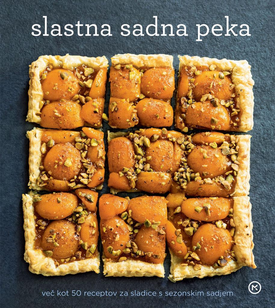 Knjiga Slastna sadna peka