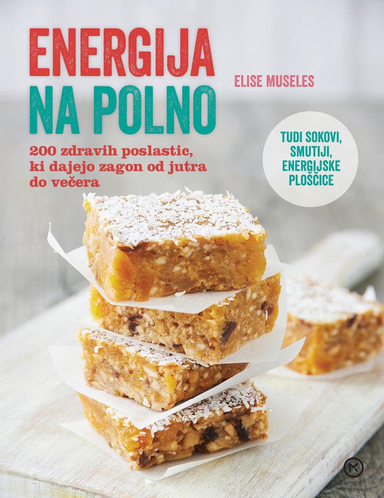 Knjiga Energija na polno