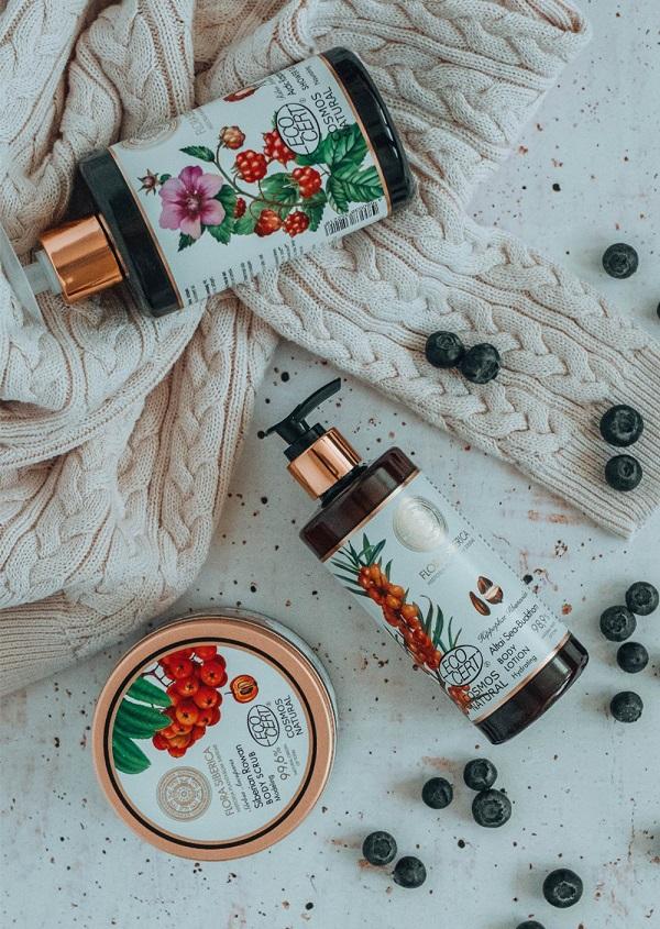 Zala svetuje: Razvajajte se z izdelki Flora Siberica!
